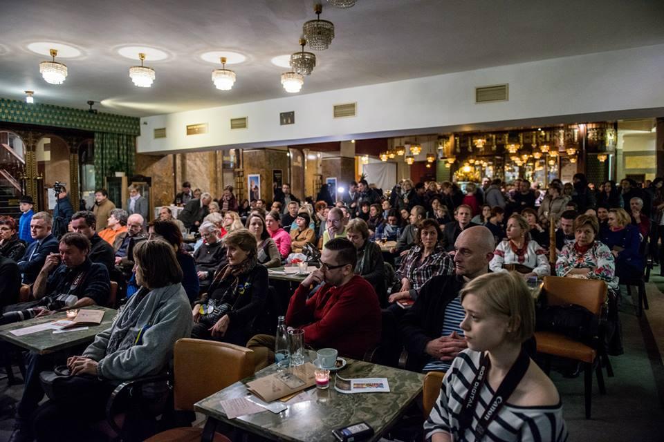 Благодійний аукціон в Празі на підтримку України