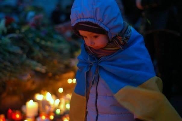 Vánoce pro děti z Ukrajiny 2016