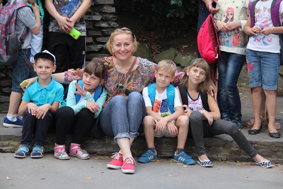 České prázdniny pro děti z Ukrajiny 2017
