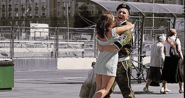 Žádní Rusové na Donbasu nejsou!