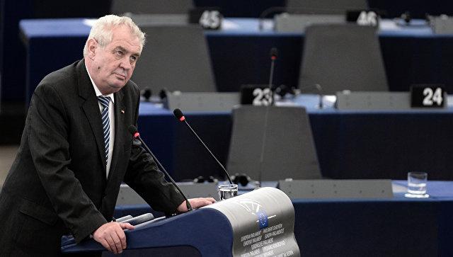 Prohlášení Ministerstva ZV Ukrajiny ohledně projevu prezidenta České republiky Miloše Zemana