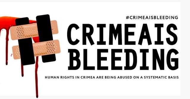 Komentář ministerstva zahraničních věcí Ukrajiny o nové vlně nezákonných prohlídek a zadržení v dočasně okupovaném Krymu