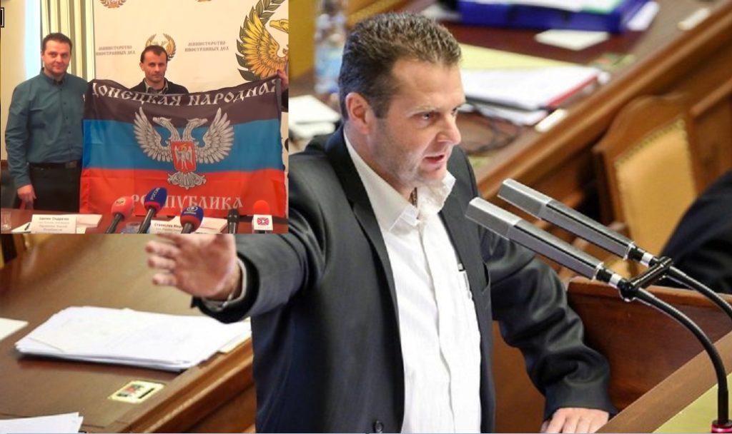 Vyjádření ukrajinských organizací v ČR ke zvolení Zdeňka Ondráčka do čela Sněmovní komise pro kontrolu GIBS